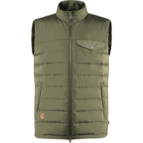 Fjällräven Greenland Down Liner Vest Men green